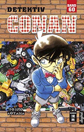 Detektiv Conan 60 (German Edition)
