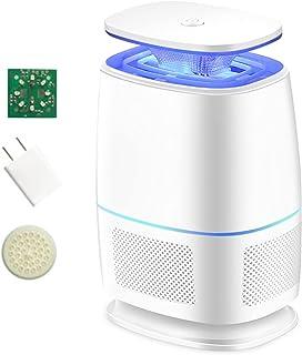 Elektrische Binnenmuggenval Voor Thuis, Elektrische Muggenverdelger Voor Slaapkamer, Muggenzapperlamp, Keuken En Terras, O...