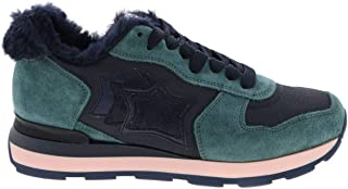 Atlantic Stars Luxury Fashion Womens VEGASNA95NY Green Sneakers | Fall Winter 19