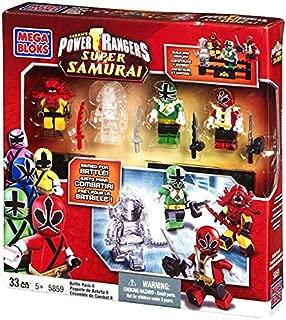 Power Rangers Super Samurai Battle Pack II EXCLUSIVE