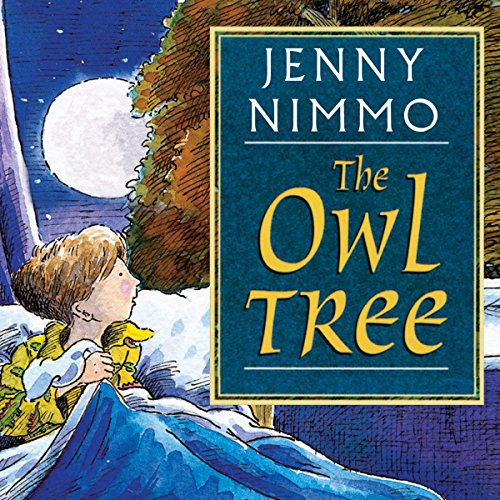 The Owl Tree audiobook cover art