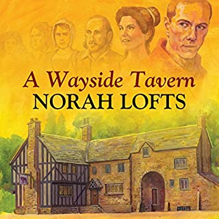 A Wayside Tavern audiobook cover art