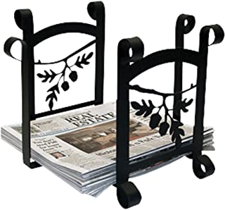 newspaper recycling holder
