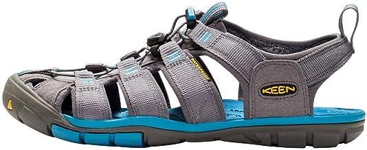 (7.5 UK, Grey (Gargoyle/Norse Blue 0)) - Keen Women's Clearwater CNX Sandal