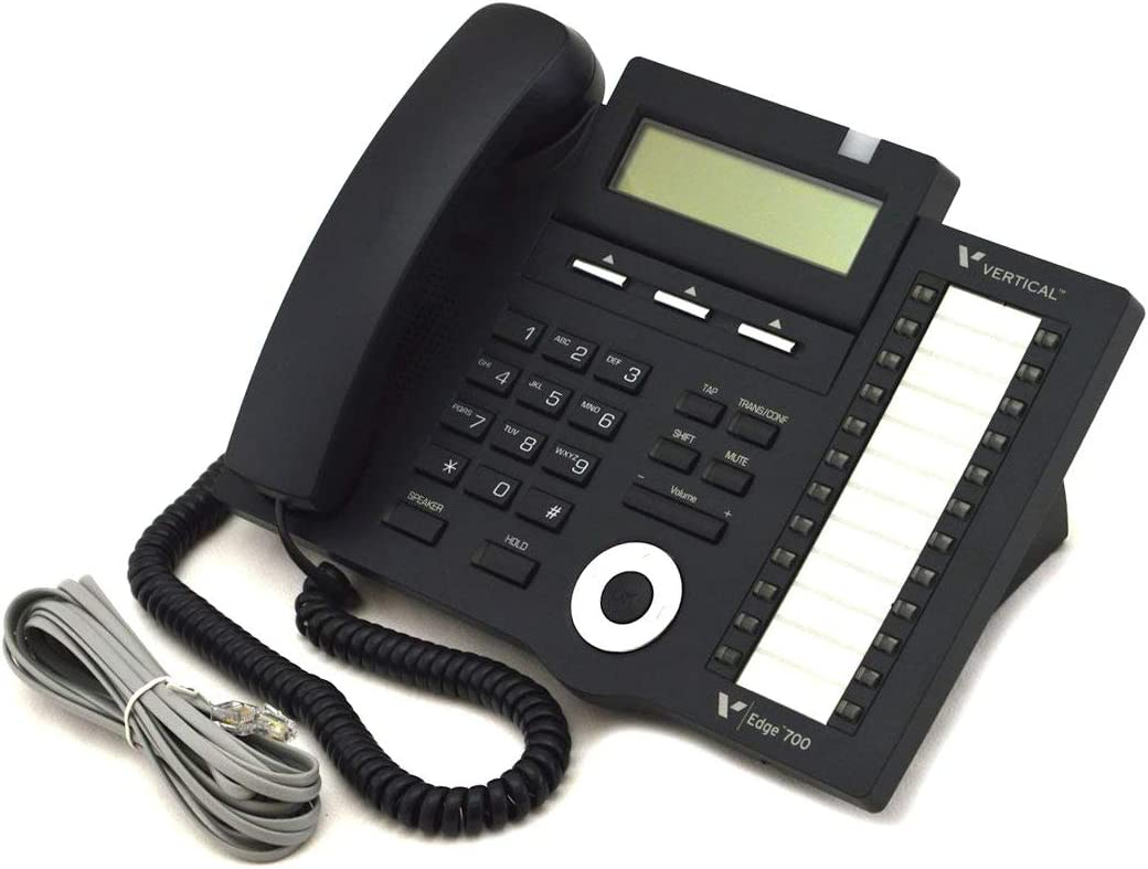 Vertical Communications Edge Quality inspection 700 24 Button Phone - Ranking TOP13 Part Number V