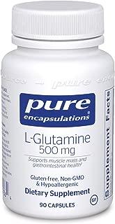 Best l-glutamine 750 mg Reviews