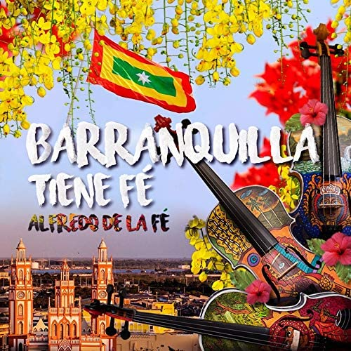 Alfredo de La Fé feat. Fausto Chatella, Checo Acosta & Ivan Villazón