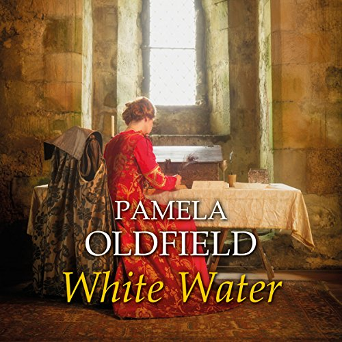 White Water audiobook cover art