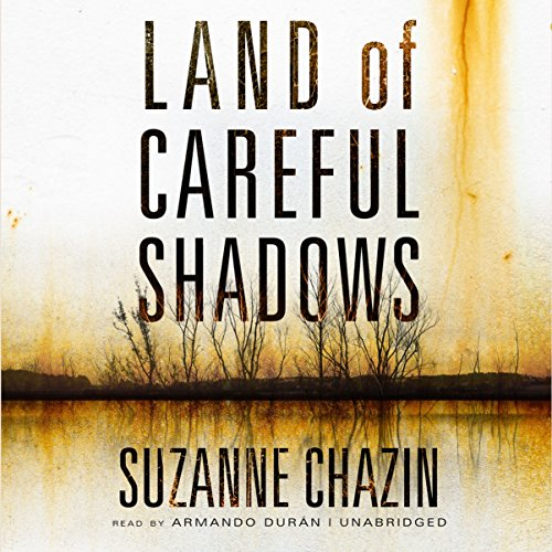 Land of Careful Shadows audiobook cover art