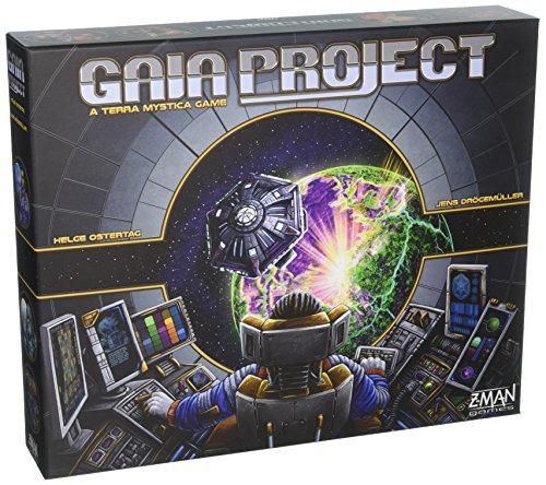 Z-Man Games ZF001 Brettspiel