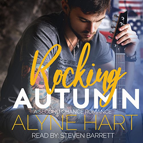 Rocking Autumn audiobook cover art