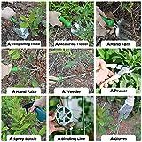 Immagine 1 gardenhome set di attrezzi da