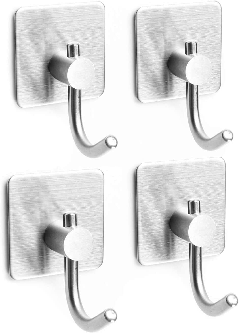 Home TOGU Stainless Steel trust Self Adhesive Ho Wall Heavy Hooks Duty Manufacturer OFFicial shop