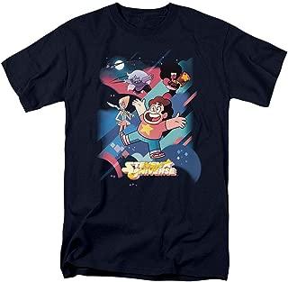 Steven Universe Gems Cartoon Network T Shirt & Stickers