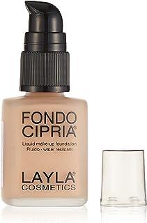 Layla Fondocipria Liquid Foundation