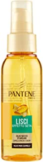 Pantene Pro-V Olio Secco di Argan, Lisci Effetto Seta, 100 ml
