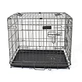 Pet's Solution Gabbia per Cani trasportino Box Cani...