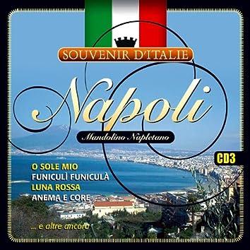 Napoli-Souvenir d'Italie Vol. 3 - Neapolitan Mandolino