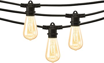 Mr. Beams String Lights, 4W ST58 Bulb