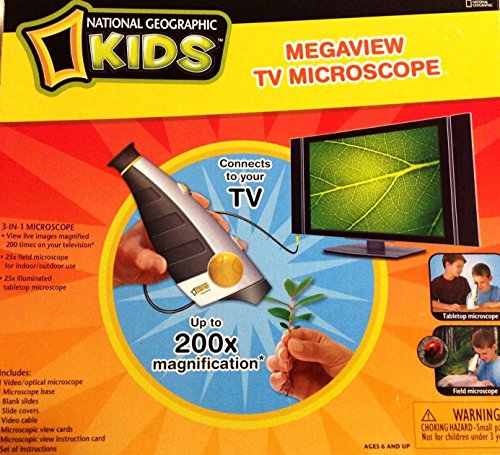MEGAVIEW TV MICROSCOPE by iKIDS