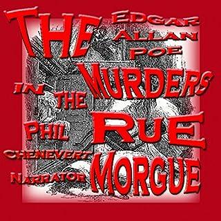 The Murders in the Rue Morgue                   De :                                                                                                                                 Edgar Allan Poe                               Lu par :                                                                                                                                 Phil Chenevert                      Durée : 1 h et 40 min     Pas de notations     Global 0,0