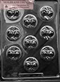 RITZY TITZY Adult Chocolate Candy Mold with Copyrighted Molding Instructions