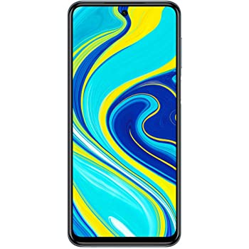 Amazon Com Xiaomi Redmi Note 9s 6 67 48mp International Global Version Glacier White 4gb 64gb