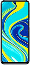 "Xiaomi Redmi Note 9S (64GB, 4GB) 6.67"", 48MP Camera, 18W Fast Charge, 5020mAh Battery, Dual SIM GSM Unlocked 4G LTE (T-Mobile, AT&T, Metro, Cricket) International Model (Grey, 64GB SD + Case Bundle)"