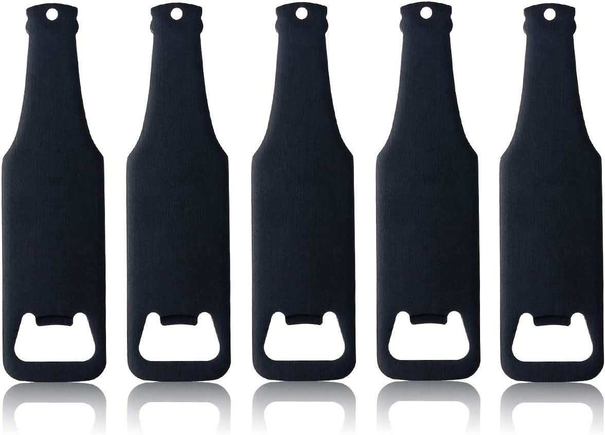 Max 62% OFF Max 81% OFF Yoption 5 Pack Stainless Steel Opener Bottle Beer O Flat
