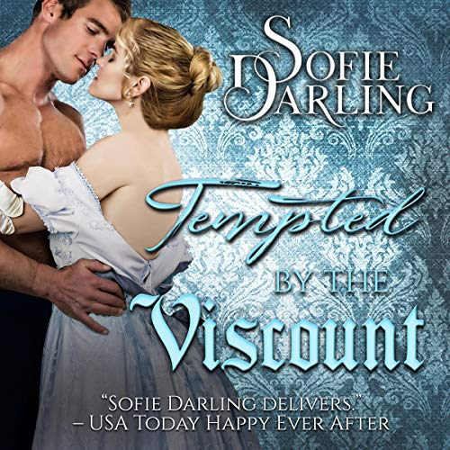 Tempted by the Viscount     A Shadows and Silk Novel              By:                                                                                                                                 Sofie Darling                               Narrated by:                                                                                                                                 Mary Sarah Agliotta                      Length: 9 hrs and 57 mins     3 ratings     Overall 4.3