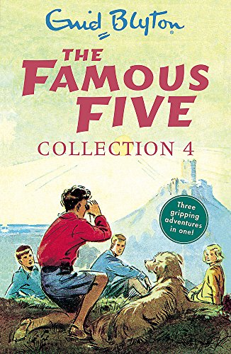 The Famous Five Collection 4: Books 10-12 (Famous Five: Gift Books and Collections, Band 4)