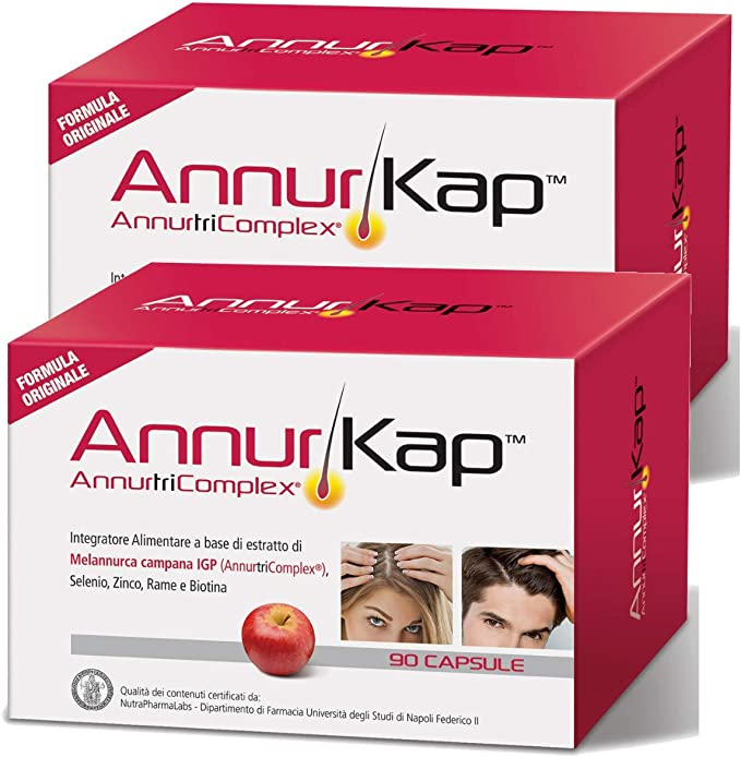 AnnurKap 90 cápsulas (90 unidades (paquete de 2): Amazon.es ...