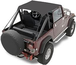 Best 2003 jeep wrangler bikini top Reviews