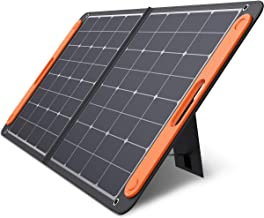 Jackery SolarSaga 100W Portable Solar Panel for Explorer 160/240/500 Power Station,..