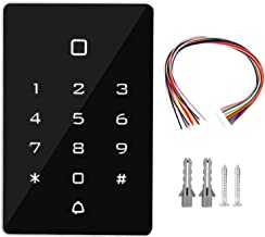 Door Access Controller, ID Card Backlight Door Access Control System Kit, Security for Home School Apartment Office