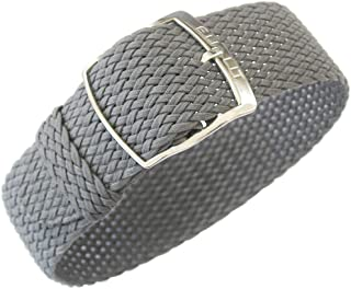 gray perlon strap