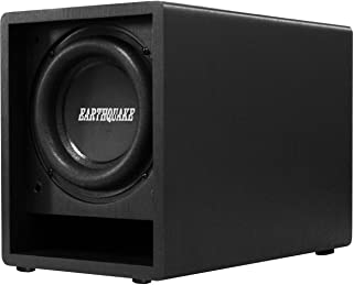 "FF6.5 6.5"" Front Firing Subwoofer Black Earthquake - 068975900466"