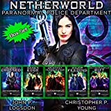 Netherworld Paranormal Police Department - Box Set: Books 1-5: Netherworld Paranormal Police Department Box Sets