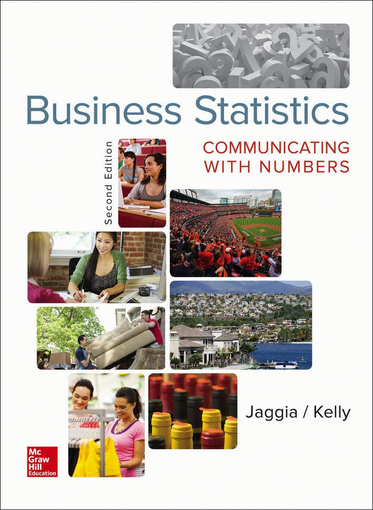 Download Business Statistics: Communicating With Numbers 