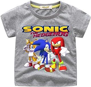 ASDONES Childrens T-Shirt Billie Lovely Eilish Pattern Shirt Short Sleeve Cotton Graphic Tee for Girls Boys Kids