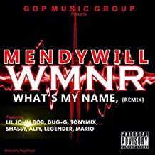 What's My Name (Remix)