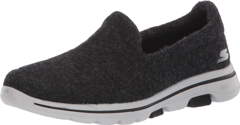 Go Walk 5-Wash-a-Wool Sneaker