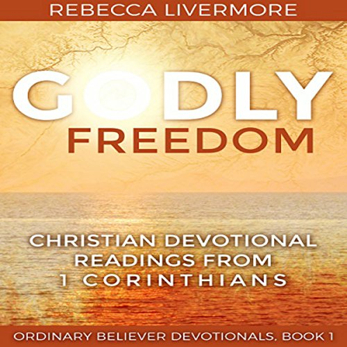 Godly Freedom audiobook cover art