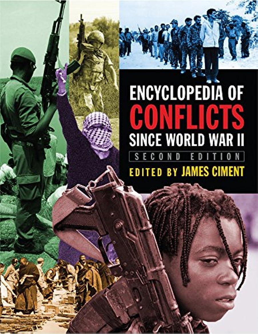 すばらしいですトロイの木馬がっかりしたEncyclopedia of Conflicts Since World War II (English Edition)