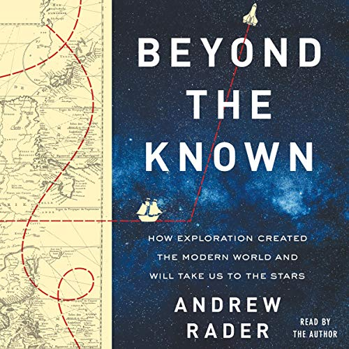 Beyond the Known audiobook cover art