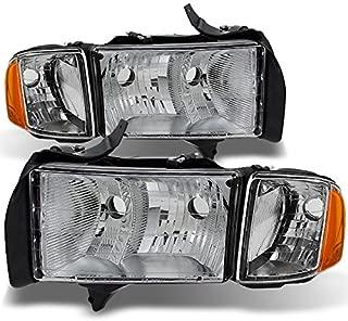 Best dodge ram 1500 headlight problems Reviews