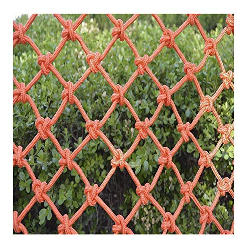 FXPCYGZ Kletternetz Schutznetz, Sicherheitsnetz for Kinder, Net Kletterwand Net Climb for Kinder Frachtnylonseil Netting Spielplatz Swingset Große Spielhallenriesen Nets(1 * 10m(3 * 33ft))