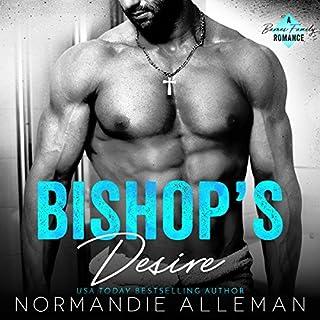 Bishop's Desire audiobook cover art