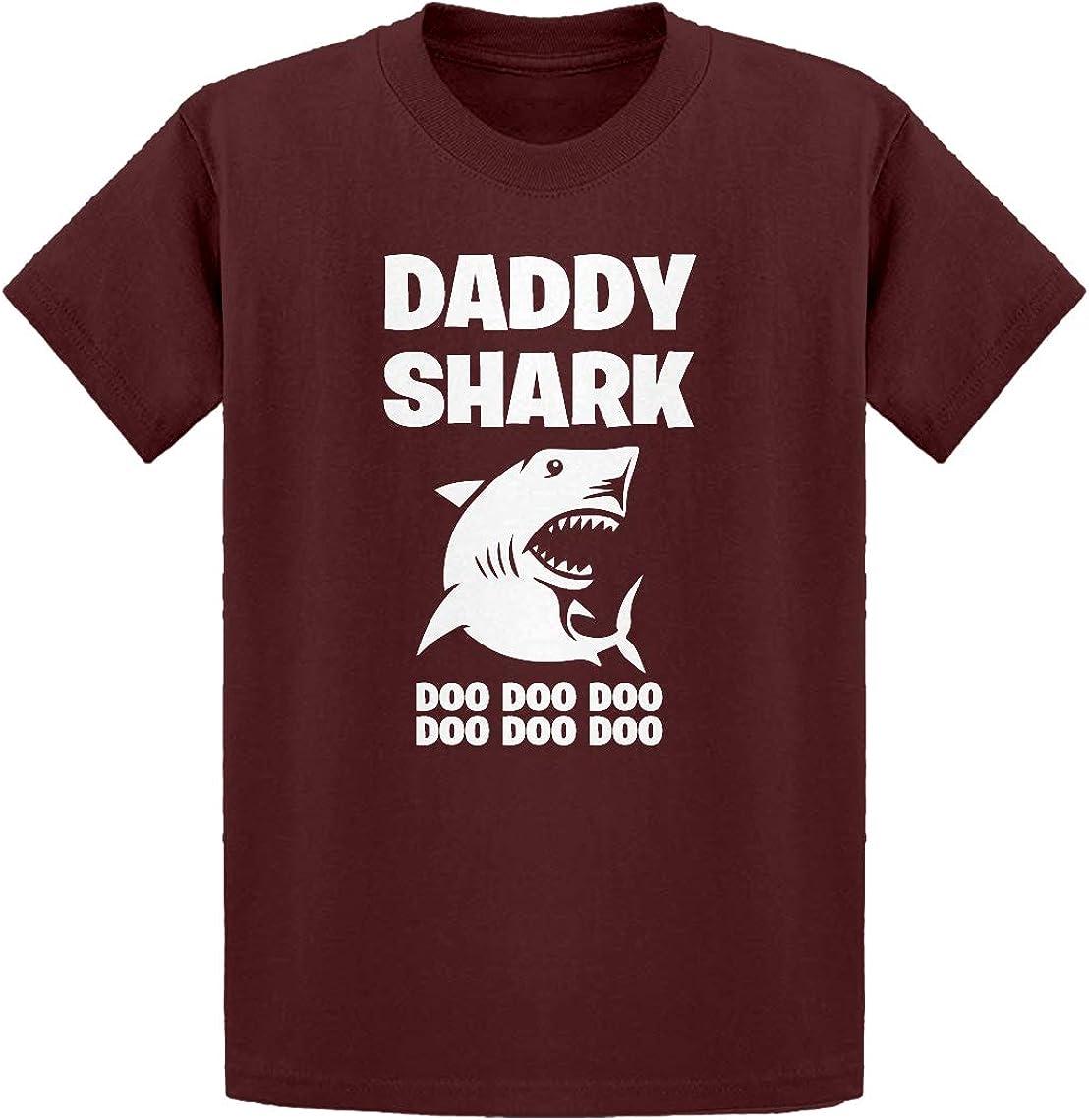 Daddy Shark Kids T-Shirt