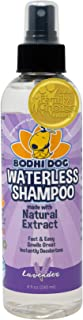 New Waterless Dog Shampoo   All Natural Dry Shampoo for Dogs or Cats No Rinse Required   100% Non-Toxic with Natural Extra...